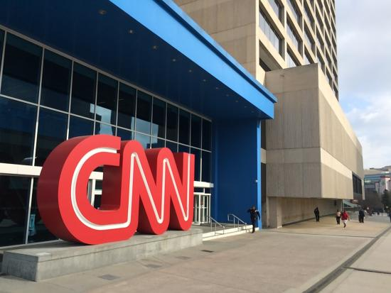 Image result for CNN, Atlanta, signage, photos