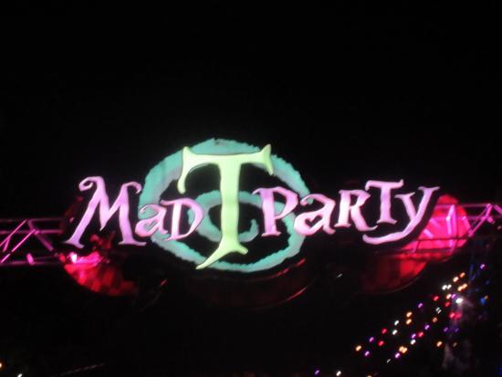 Diamond Mad T Party