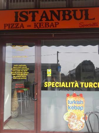 Istanbul Pizza Kebap