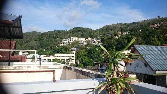 Mang Moom Bikerbar : Roofview