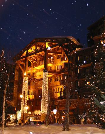 Alpina Lodge - Val d'Isere : Façade