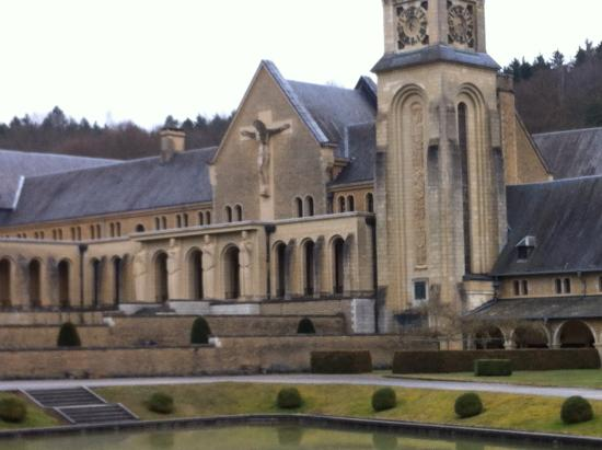 Luxembourg Province, เบลเยียม: New abbey