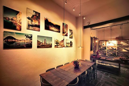 wine bar picture of bar la strada lugano tripadvisor rh tripadvisor com