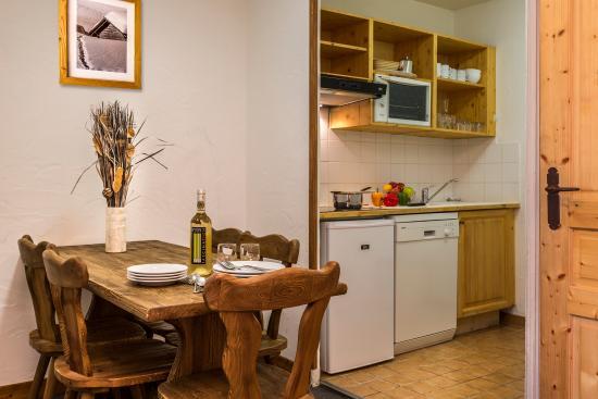 Alpina Lodge - Val d'Isere : Cuisine