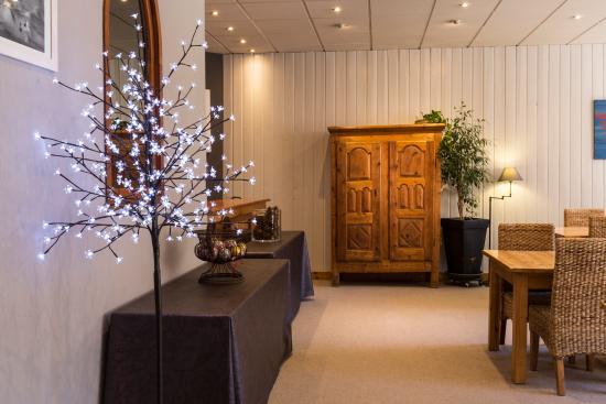 Alpina Lodge - Val d'Isere : Salon Réception
