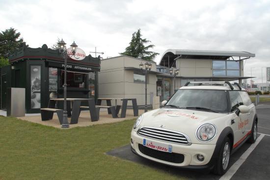 Le Kiosque a pizzas - Montlouis sur Loire : kap Montlouis