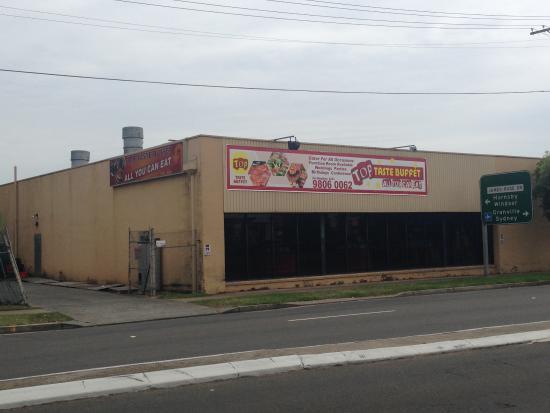 Top Taste Buffet - Rosehill NSW