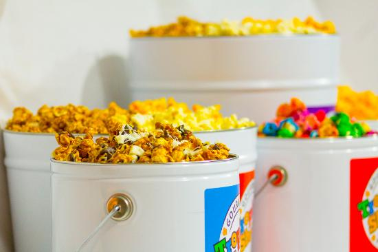 Tropical Shores Gourmet Popcorn Co.