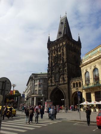 Sightseeing Prague Foto