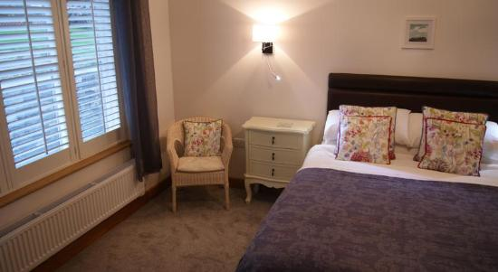 Coed Y Gelli B&B: Double Bedroom