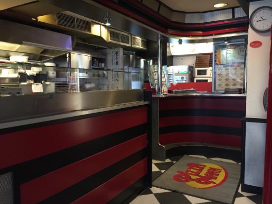 pizzamann bild von pizza mann salzburg tripadvisor. Black Bedroom Furniture Sets. Home Design Ideas