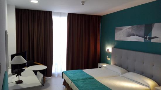 Hotel Costa Conil: Me encanta como han quedado las nuevas habitaciones del Hotel