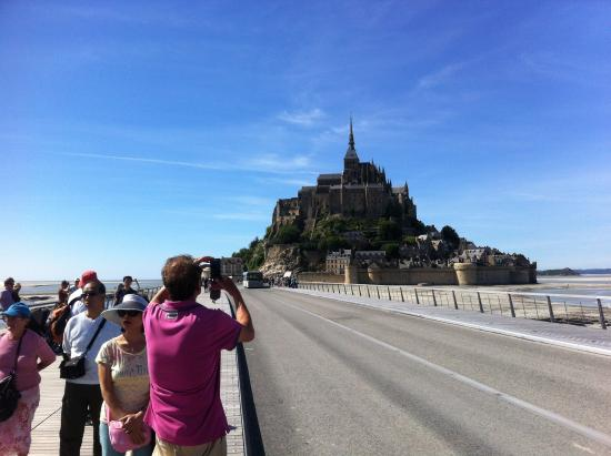Westcapades Mont St Michel day tour