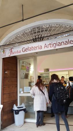 glateria fiesta - Picture of Fiesta, Reggio Emilia - TripAdvisor