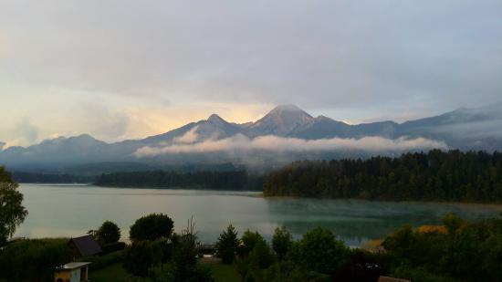 Drobollach am Faakersee, Áustria: Die Stimmungen des Faaker Sees