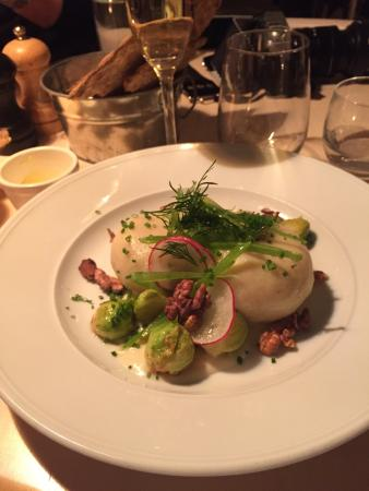 Excellent interpretation of Swedish cuisine