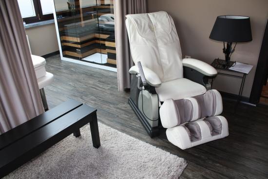 Villa Hotel : Massage