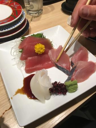 Daiki Suisan Sushi-Go-Round ( Kaitensushi ) Tenmanbashi
