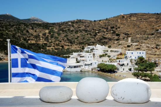 VILLA MARIA Studios-Apartments, Faros-Sifnos, Cyclades, Greece