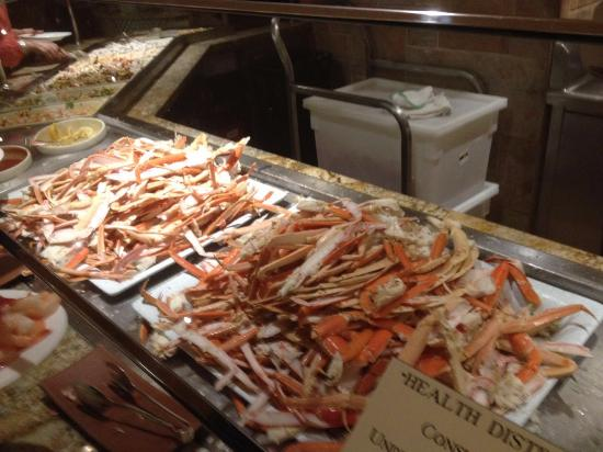 king crab legs picture of the buffet at bellagio las vegas rh tripadvisor com