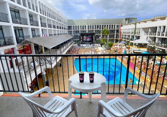 Ibiza Rocks Hotel Triple Room
