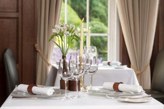 Gray S Restaurant At Burnham Beeches Hotel Grays