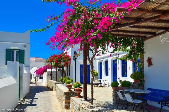 Villa Maria: Sifnos, Cyclades, Greece