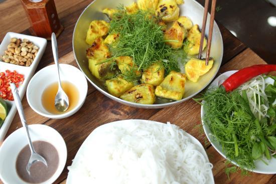 Ha Thanh Fishcake