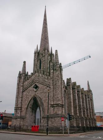 St. Mary's Chapel of Ease (Black Church) : The Black Church