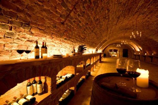 Sebersdorf, Østerrike: Weinkeller des Gaisrieglhof