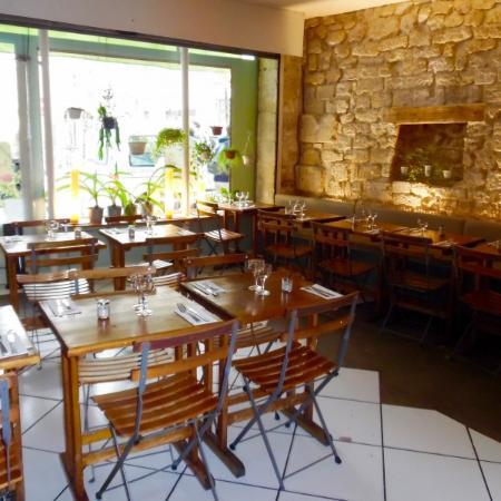 Restaurant le jardin des pates dans paris avec cuisine for Restaurant le jardin paris