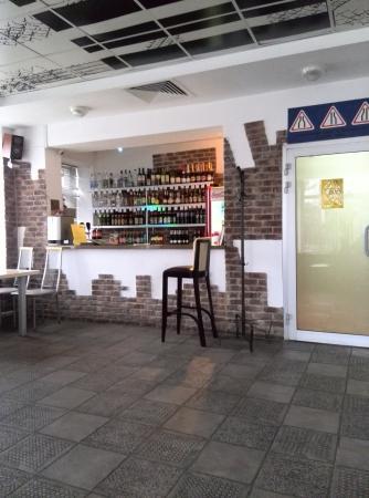 Cafe Garazh