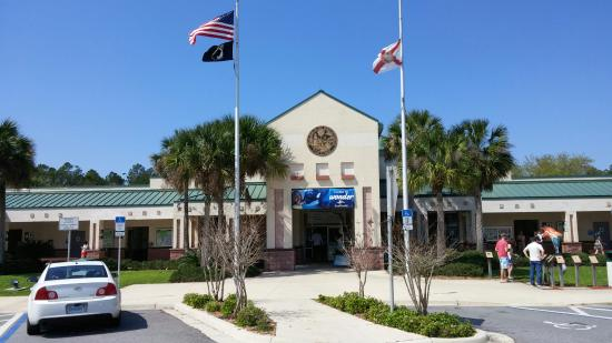 Florida Welcome Center I-95