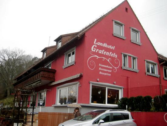 Landgasthof Grafenfels : Außenansicht