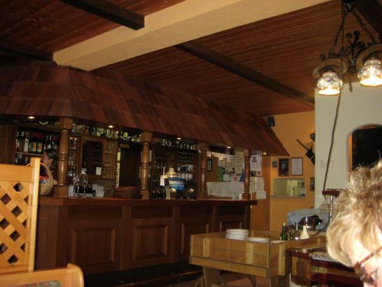 Landgasthof Grafenfels : Restaurantansicht