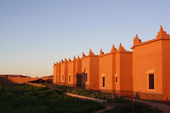 Maison d'hote Ecolodge l'Ile de Ouarzazate