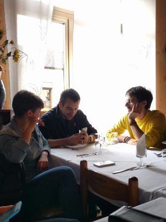 Da Ave: Amici toscani approvano