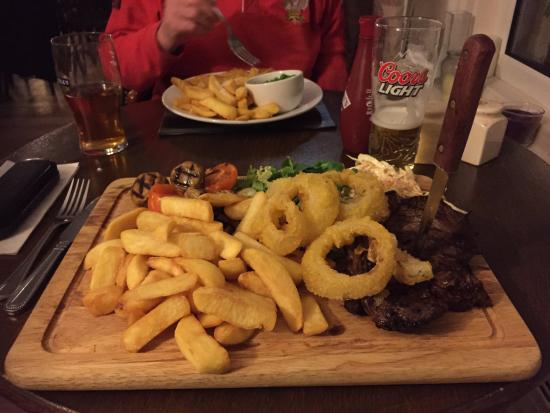 The Bakers Arms: The Meals