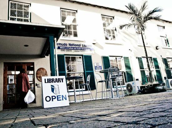 Hamilton, Bermuda: Bermuda National Library