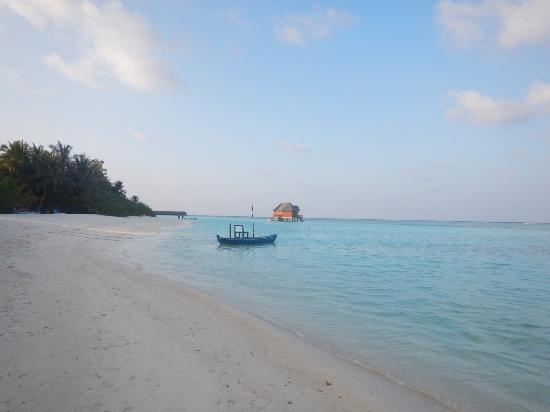 Beach - Meeru Island Resort & Spa Photo