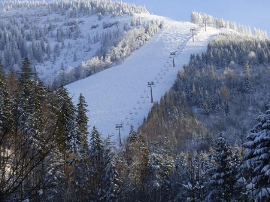Lackenhof am Otscher, Austria: Skilift