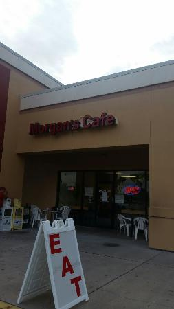 Morgan's Cafe