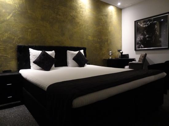 Sara's Boutique Hotel: Double room
