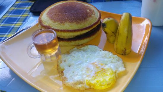Marikit Pension (El Nido): breakfast