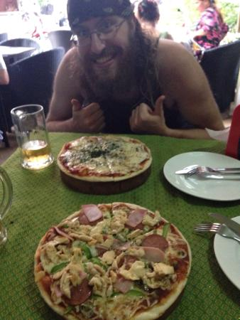 Happiness Pizza
