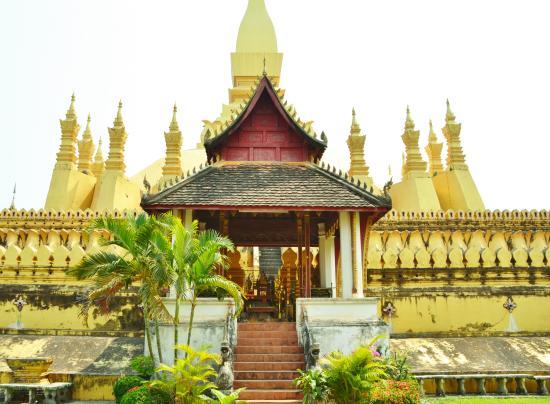 Wielka Święta Stupa (Pha That Luang)