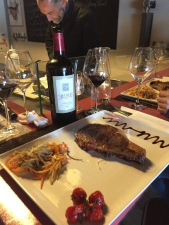 Languedoc Steak House and Wine