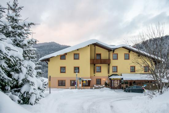 Lackenhof am Otscher, Austria: Hotelansicht