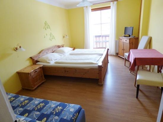 Lackenhof am Otscher, Austria: 2 Bettzimmer