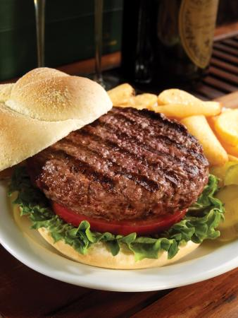 Jukebox Diner: Burger